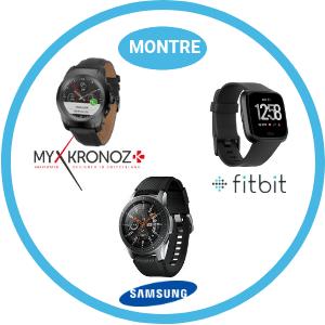 Montre/Bracelet Connecté