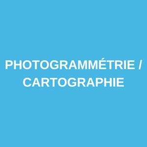 Drone Photogramétrie / Cartographie
