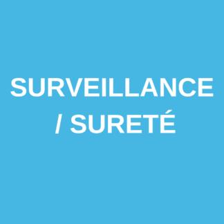 Drone Surveillance / Sûreté