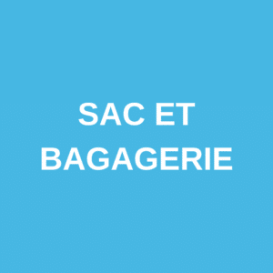 Sac et Bagagerie